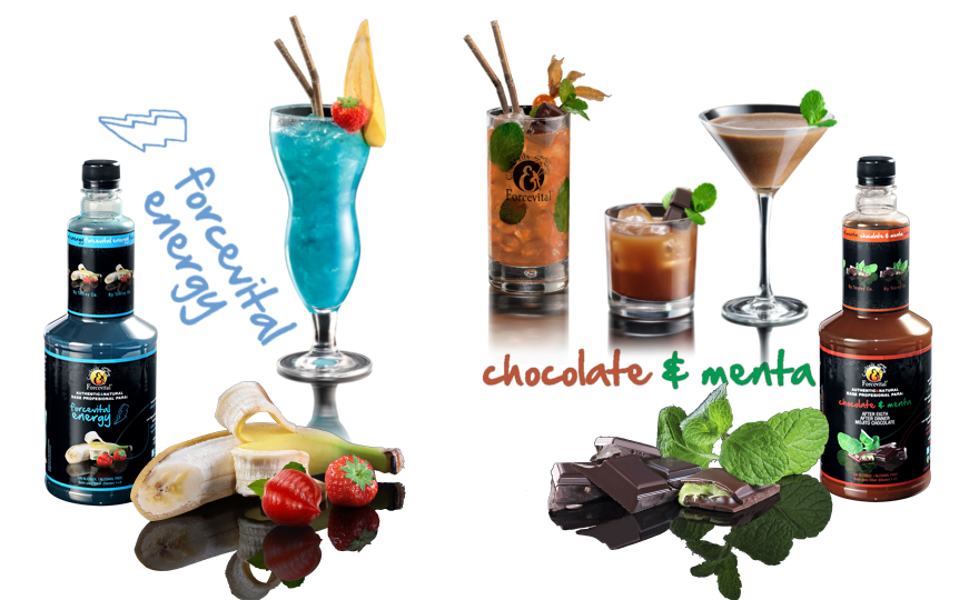Banner Energy y Chocolate&Menta